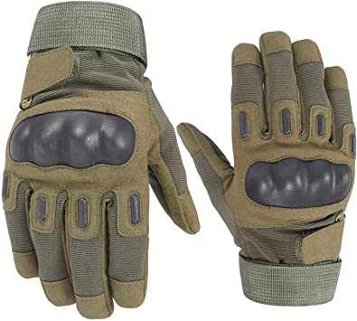 Details about  /Combat Hunting Shooting Hiking Fingerless Gloves Tactical Half Finger ⭐ ⭐