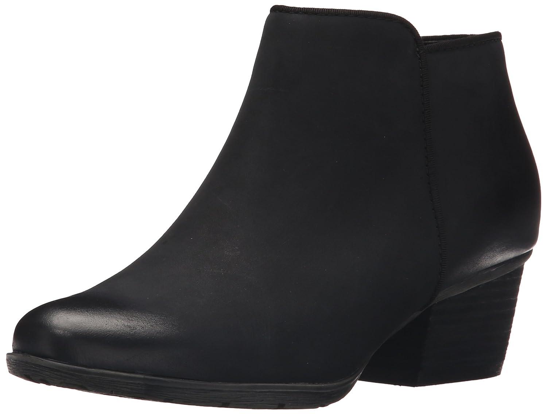 Blondo Women's Villa Waterproof Ankle Bootie B01D27NZVI 11 B(M) US|Black Leather