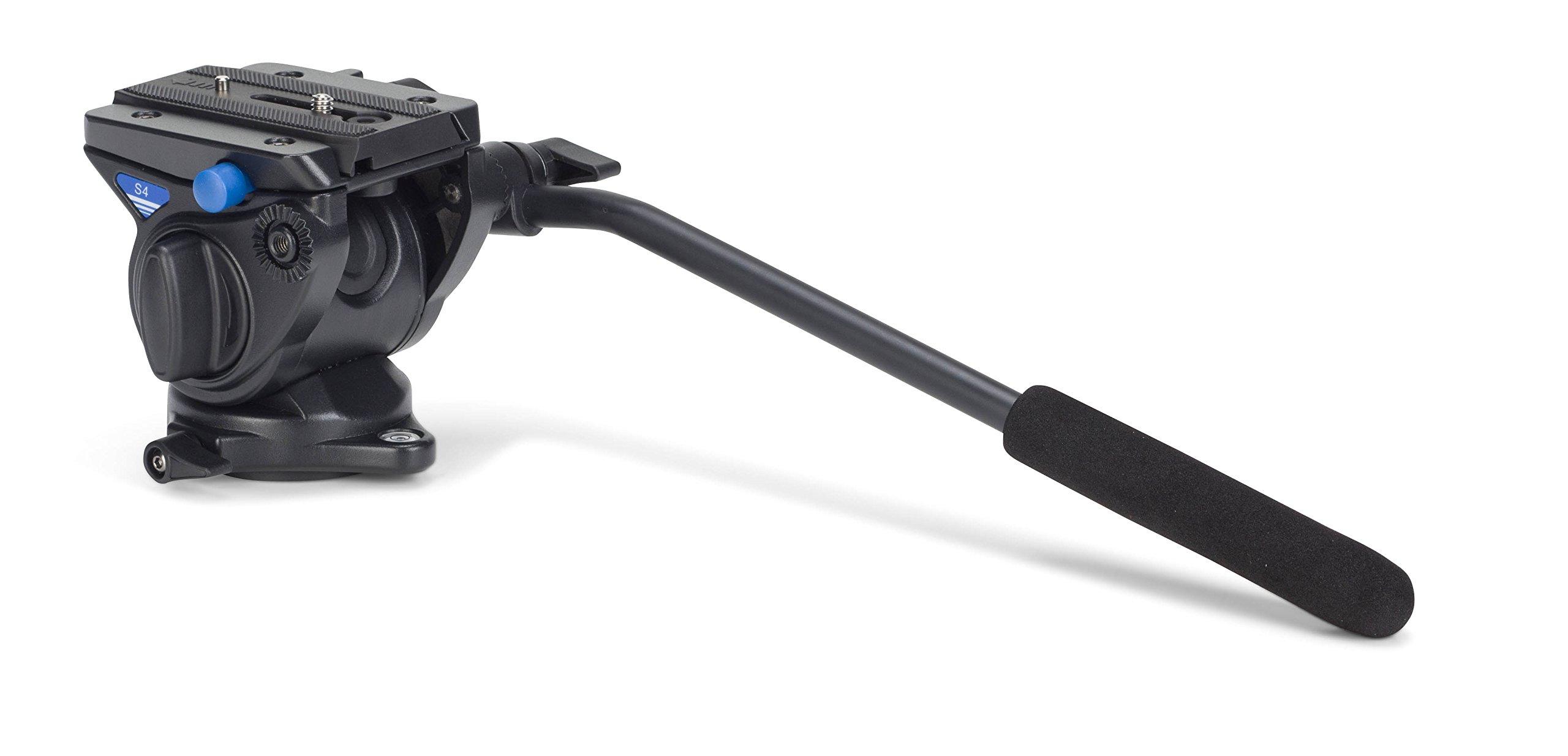 Benro S4 Video Head (Black)