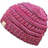 1efdb6c5c44 Amazon.com  Beanie Skull Slouchy Caps Unisex Baby Boy Girls Warm ...