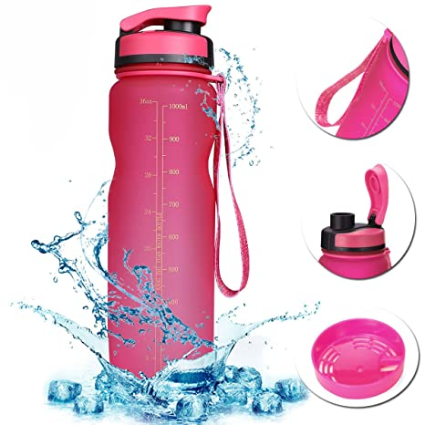 Review SOKLIT Sports Water Bottle