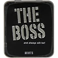 Spencer & Fleetwood Sugar Free Mints in A The Boss Tin 45 G (Pack of 4)