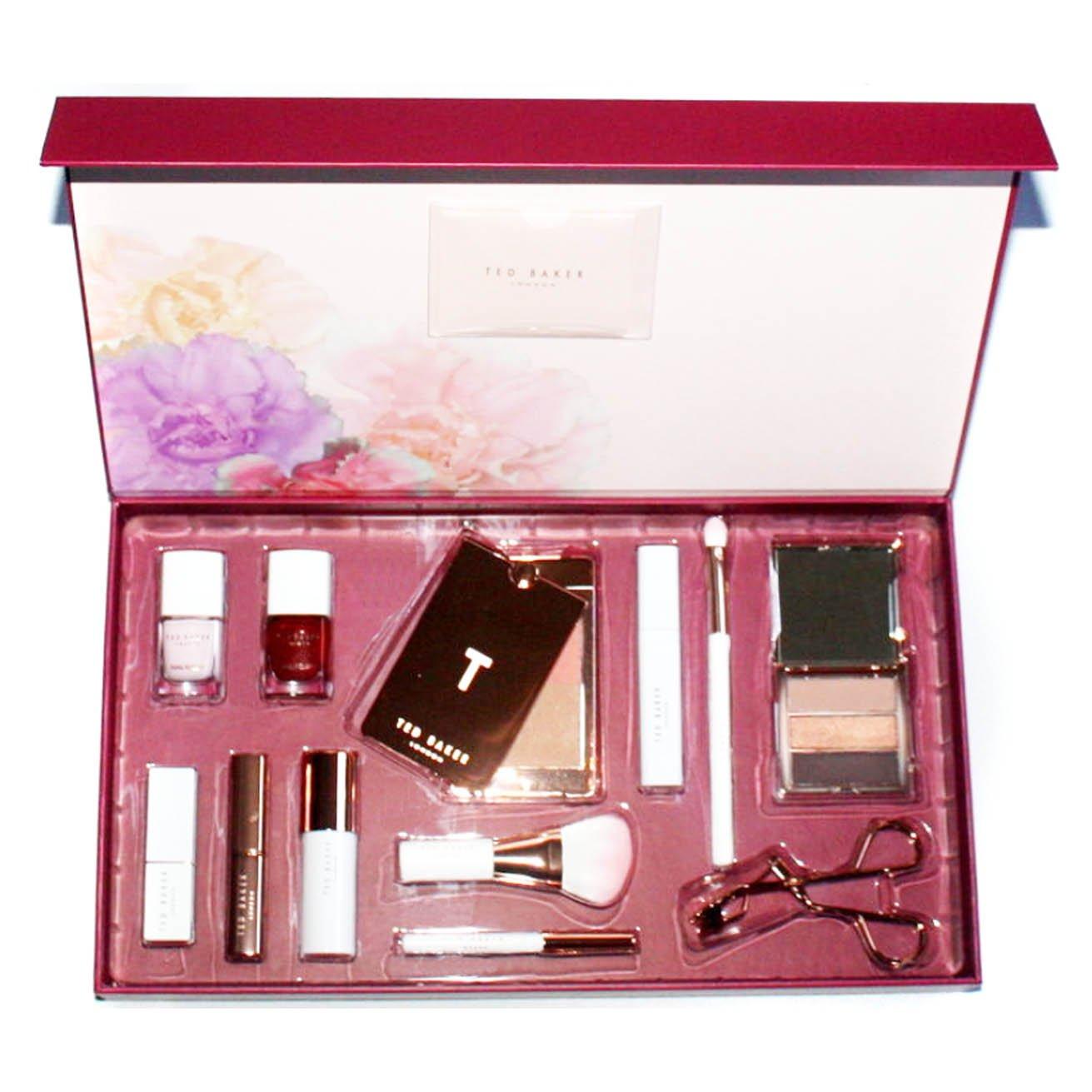 b85acf2416fe0  NEW  Ted Baker Treasure Trove Large Make Up Gift Set  Amazon.co.uk  Beauty