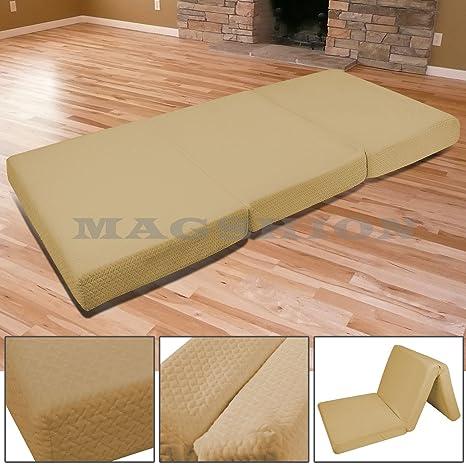Amazon.com: magshion colchones de espuma viscoelástica cama ...