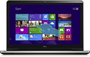 Dell Inspiron 17 5759 Laptop, 17.3 inch Full HD Display (1920x1080), Skylake Intel i7-6500U, 8GB RAM, 1TB HDD, AMD Radeon R5 M335 4GB DDR3, Windows 7 Professional Upgradable to Windows 10