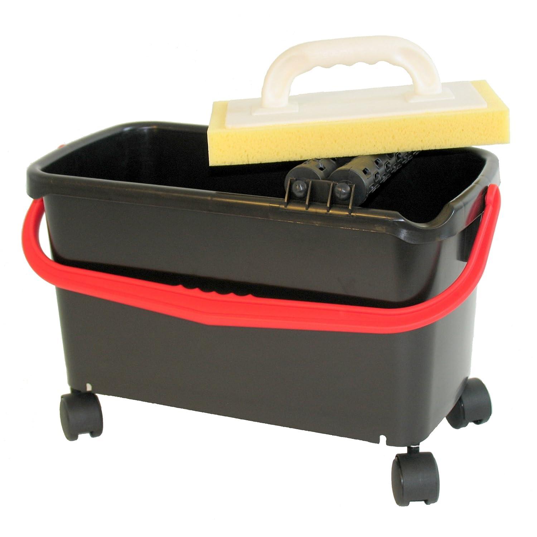Fliesen-Waschset 24 Liter 'Maxi S' / 4-teilig bauCompany24