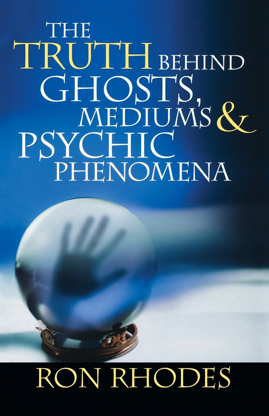 The Truth Behind Ghosts, Mediums, and Psychic Phenomena ...
