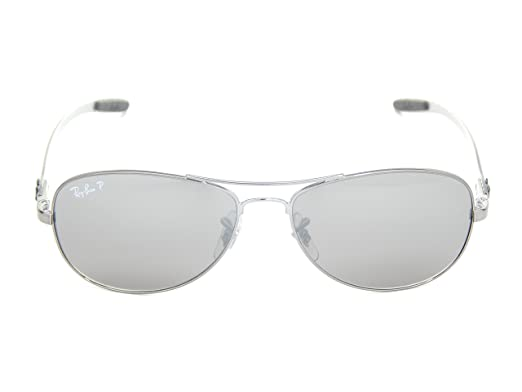 Tech 004n8 Matte Gunmetalgray Mirror Polarized Rb8301 Ray New Ban gY7f6by