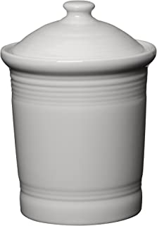 product image for Fiesta 1-Quart Small Canister, White