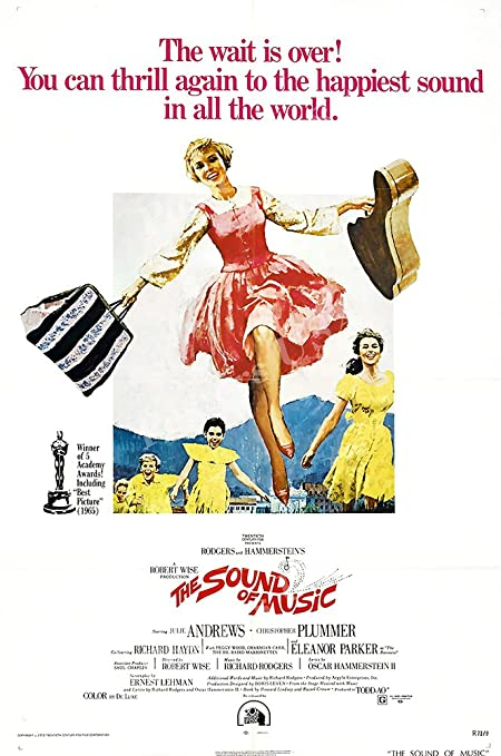 Amazon com: Posters USA The Sound of Music Movie Poster
