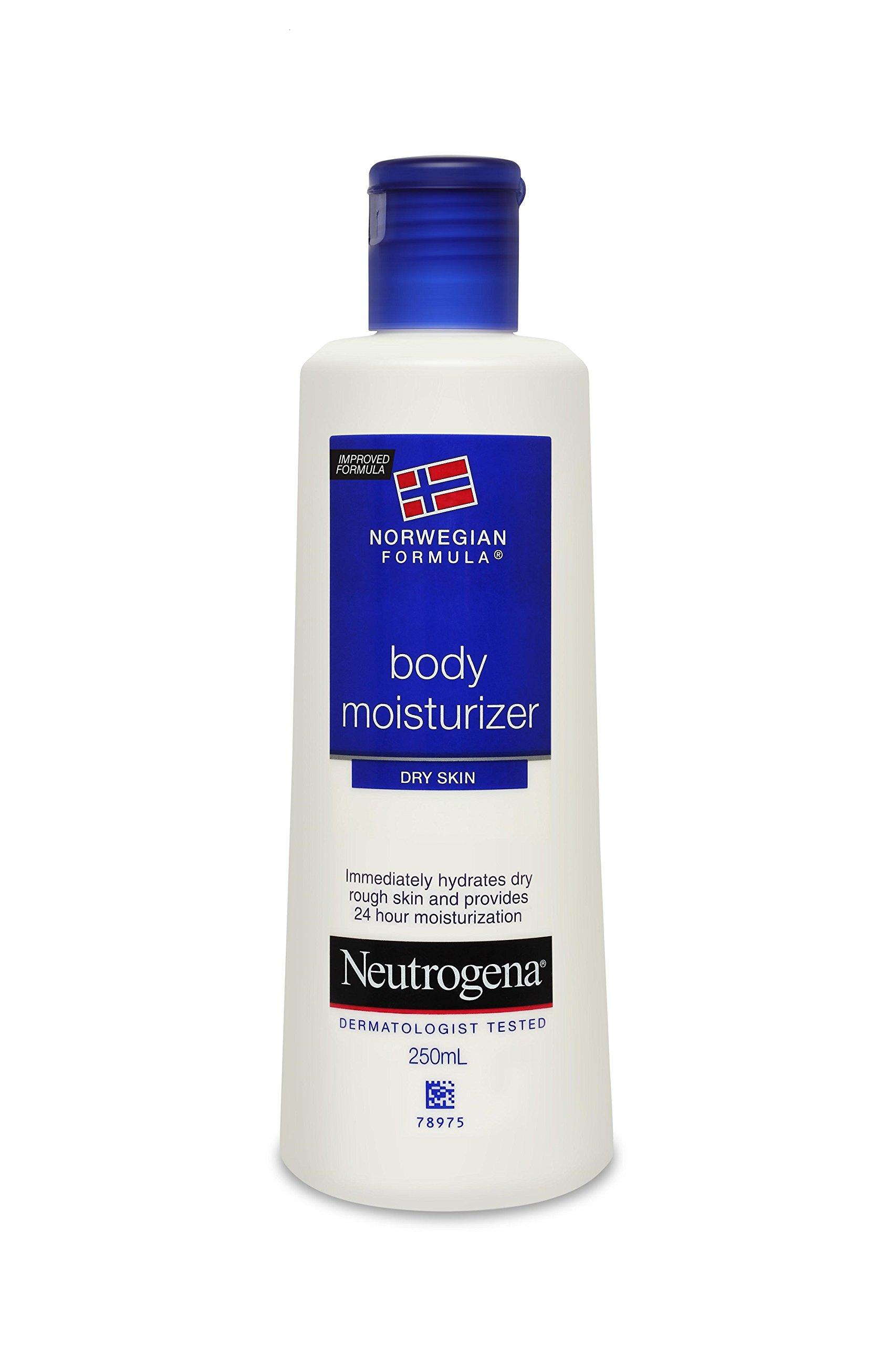 Neutrogena Norwegian Formula Body Moisturizer (for Dry Skin), 250ml product image