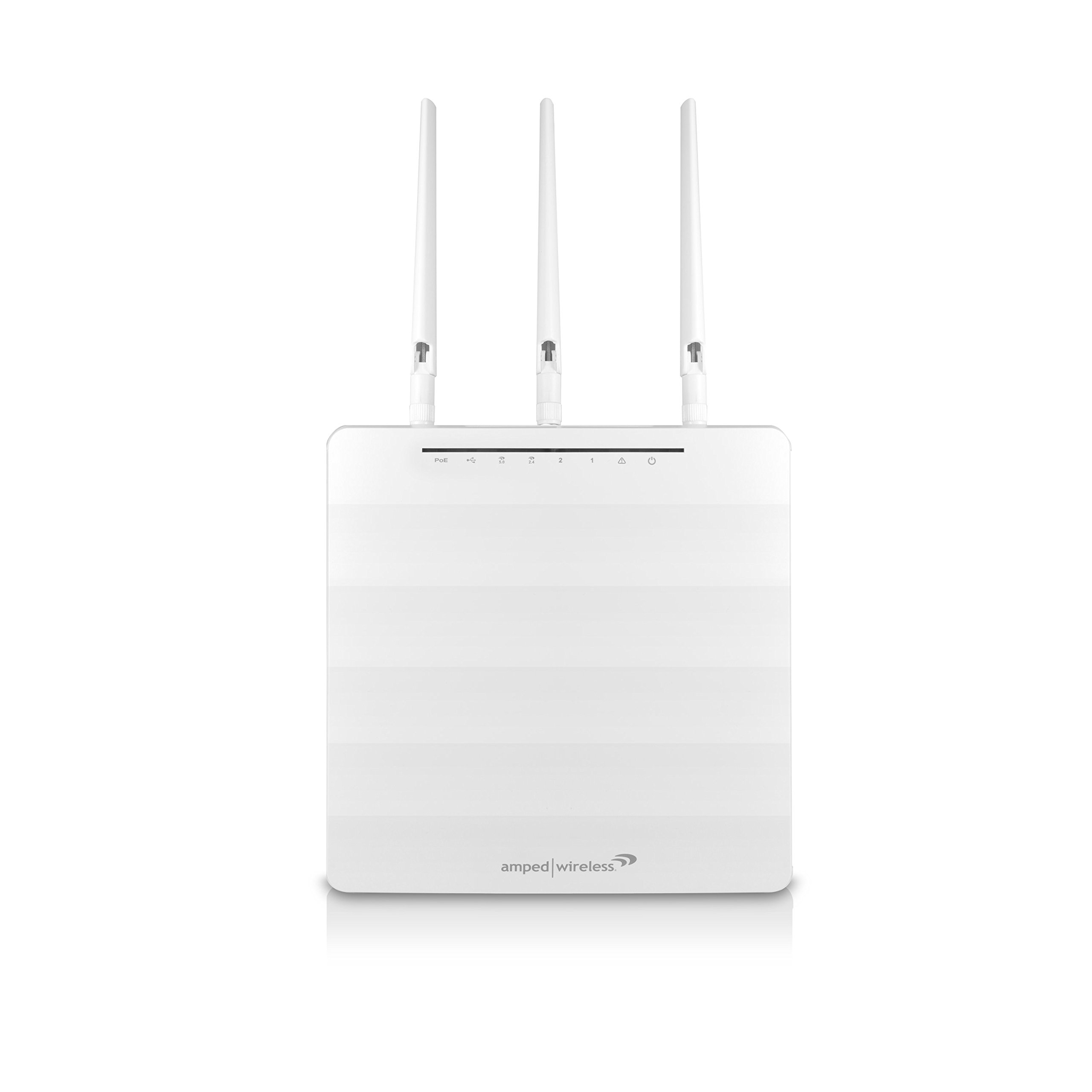 Amped Wireless ProSeries High Power AC1750 Wi-Fi Range Extender / Bridge (REB175P) by Amped (Image #2)