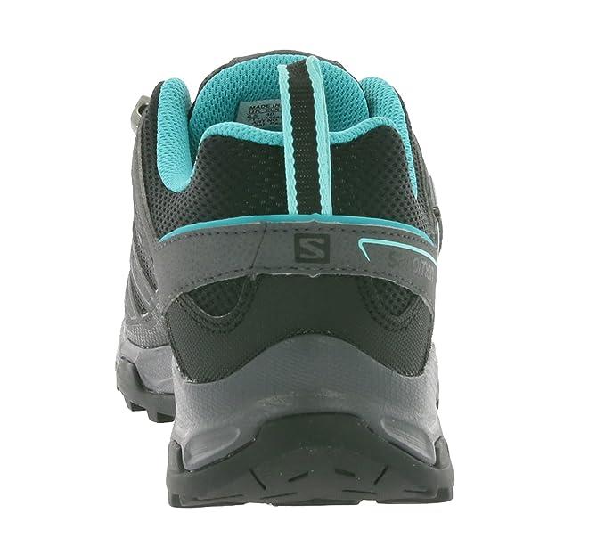 Salomon Wentwood GTX W Women's Trailrunning Shoes Black