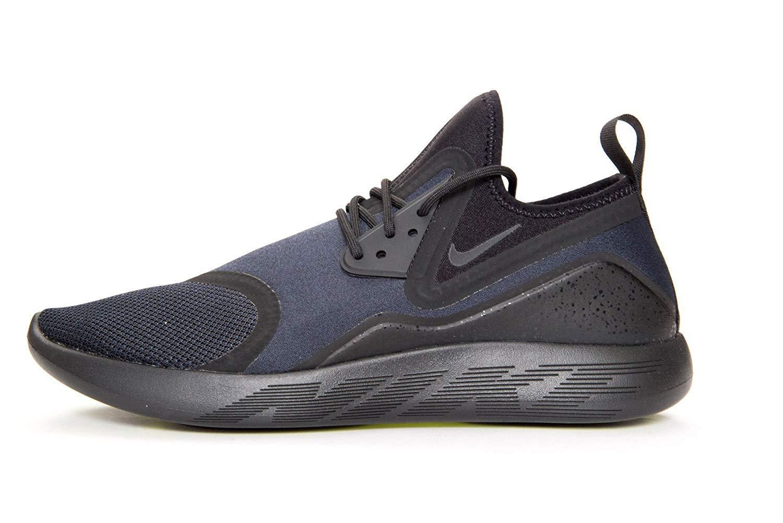 3f006a016b5f Galleon - Nike Mens Lunarcharge Essential, Black/Dark Obsidian-Volt, 10 M US
