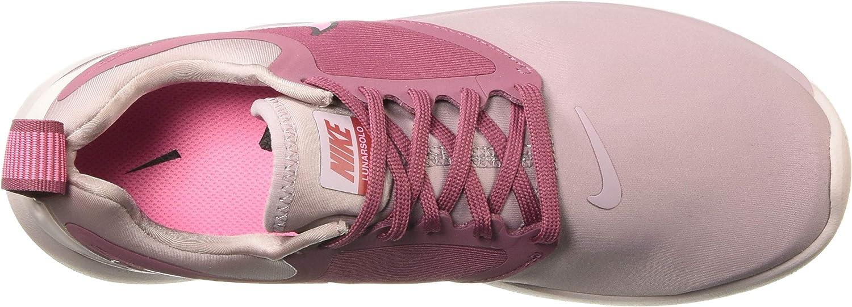 Nike WMNS Lunarsolo Hardloopschoenen voor dames Multicolour Elemental Rose Pink 606
