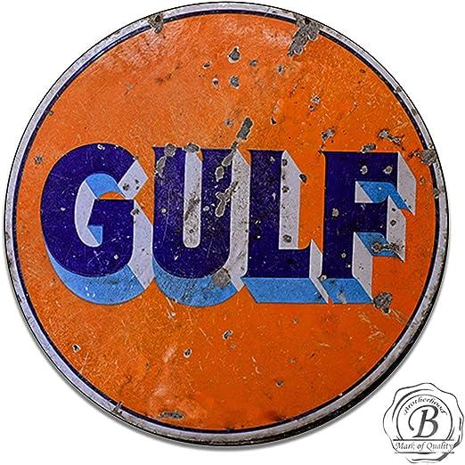 Texaco MOTOR OIL Company Vintage Style Metal Signs 12/'/' Garage Man Cave Decor 69