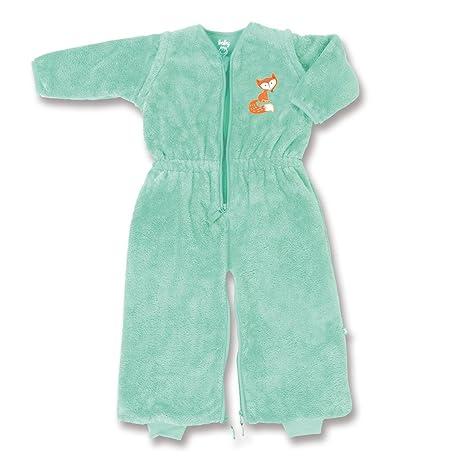 Baby Boum 161CRAZY75SF Softy Crazy 75 jade - Saco de dormir para bebé (6-