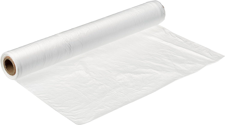 Cofan 10391041 - Rollo plástico cubretodo (2 x 50 m)