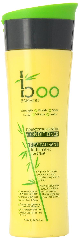 Boo Bamboo Strength & Shine Conditioner Boo Conditioner 300ml BOO101