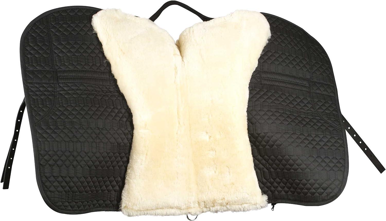 R3 Engel Reitsport sella di pelliccia d/'agnello