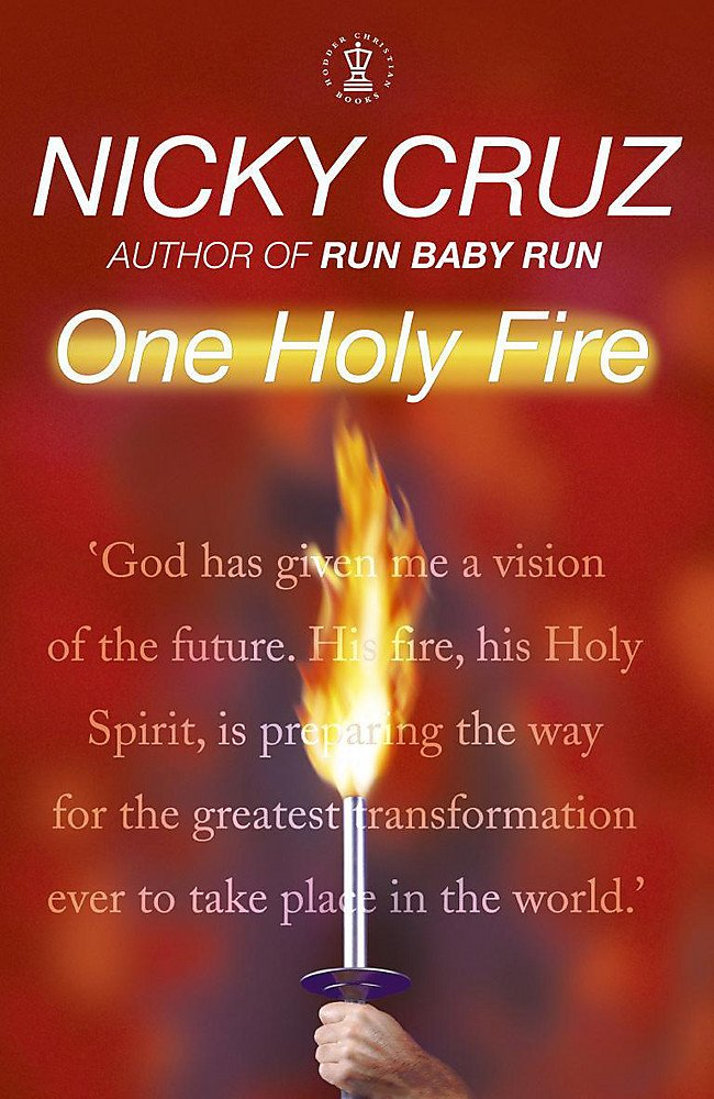 Read Online One Holy Fire : Let the Spirit Ignite Your Soul pdf epub