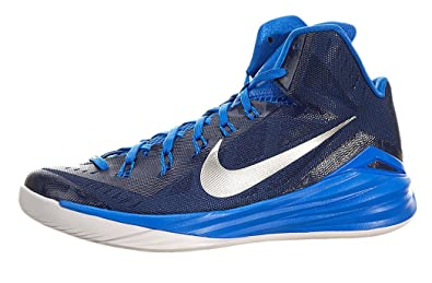 detailed look 3561b 32eb0 Nike Hyperdunk 2014 Women s Basketball Sneakers 6 US Blue-White