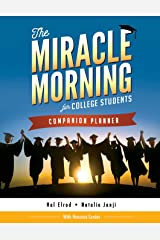 The Miracle Morning for College Students Companion Planner (English Edition) eBook Kindle
