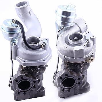 maXpeedingrods Turbo Turbocompresor de Motor Coche K04-025 K04-026 53049880026: Amazon.es: Coche y moto