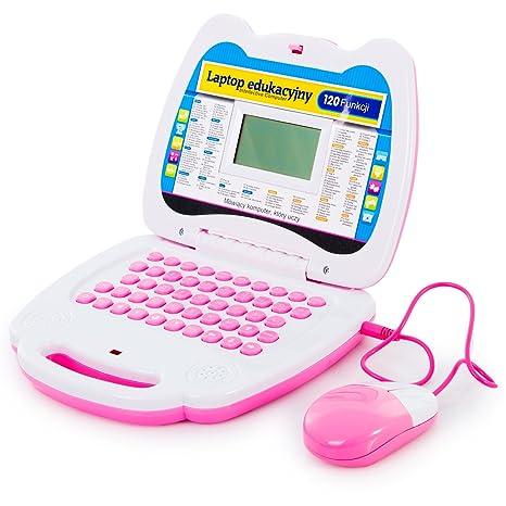 Aprendizaje Computer schulst Art Laptop S Niños Ordenador Portátil infantil Aprendizaje para el Aprendizaje kp5838 juguete