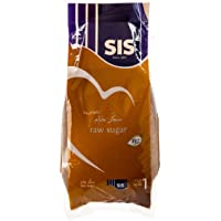 SIS Natural Granulated Raw Sugar, 800g