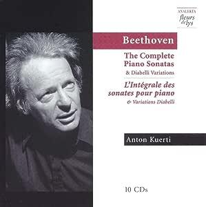 Beethoven: Complete Piano Sonatas & Diabelli Variations