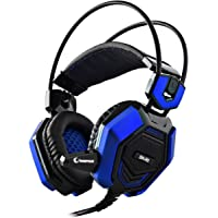 Rampage SN-R5 X-CORE Siyah/Mavi Oyuncu Mikrofonlu Kulaklık