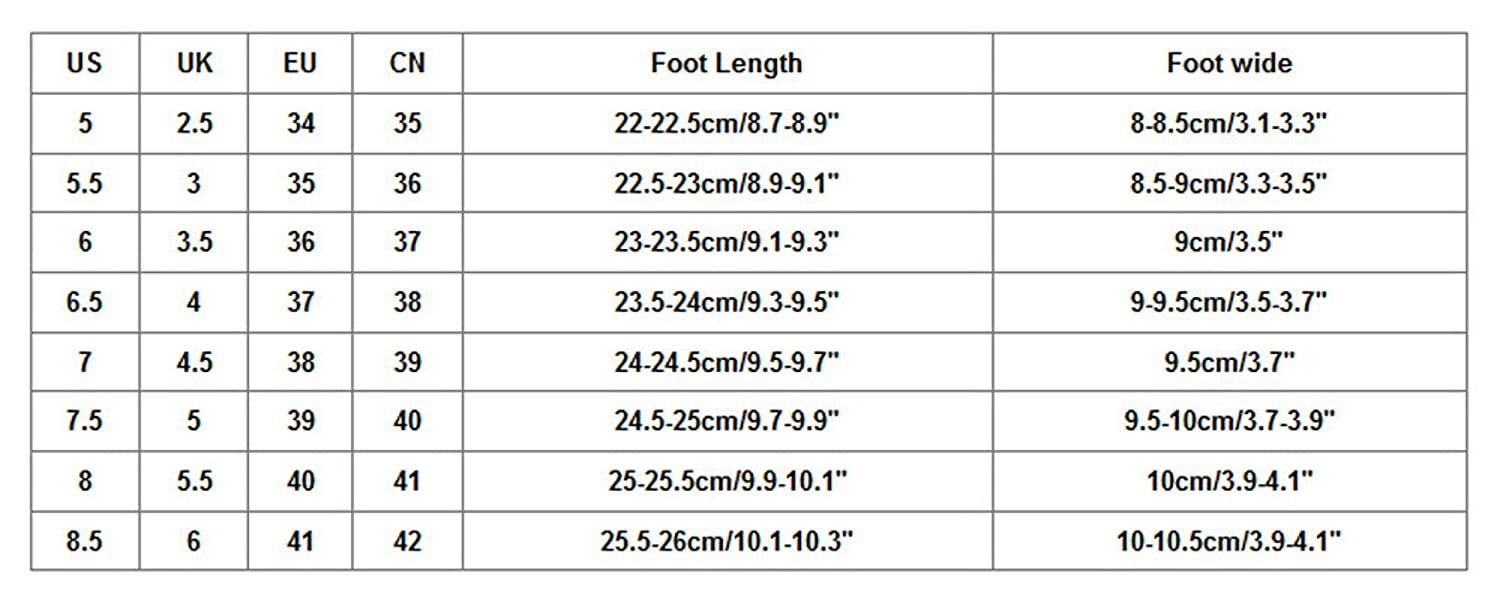 zycShang Baskets Basses Femmes Chaussures Surface Nette Velcro Les Sports Poids l/éger Les Loisirs Baskets Course Sneakers Fitness Gym Athl/étique Outdoor Casual Running Round Shoes