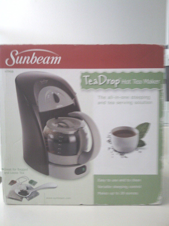 Sunbeam HTM5B Tea Drop Hot Tea Maker