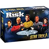 USAOPOLY Risk Star Trek 50th Anniversary Edition Board Game