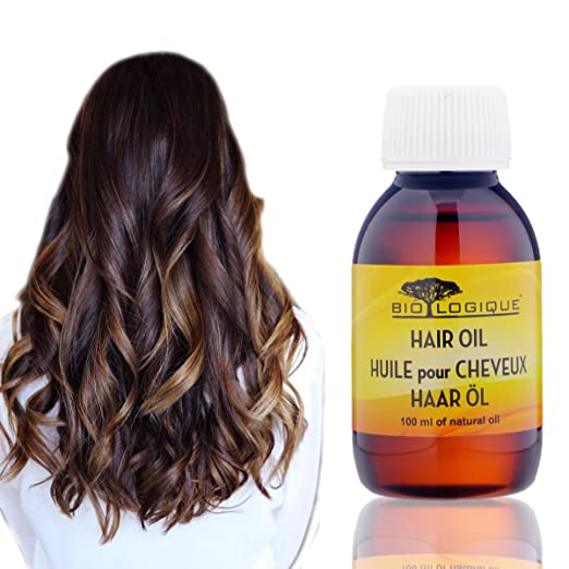 Amazon.com: Pure HAIR OIL treatment - 100% Natural Blend of 12 Hair Care Oils contains Argan, Avocado, Aloe vera, Broccoli, Castor, Cocos, Hemp, Jojoba, ...