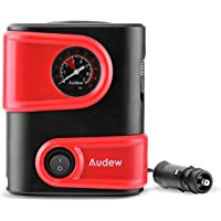 Black Electric Air Pressure Inflator For Car Bicycle Tire Pump Rechargeable Auto