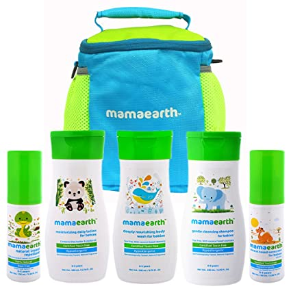 6ab4840f7 Buy Mamaearth Complete Baby Care Kit Online at Low Prices in India ...