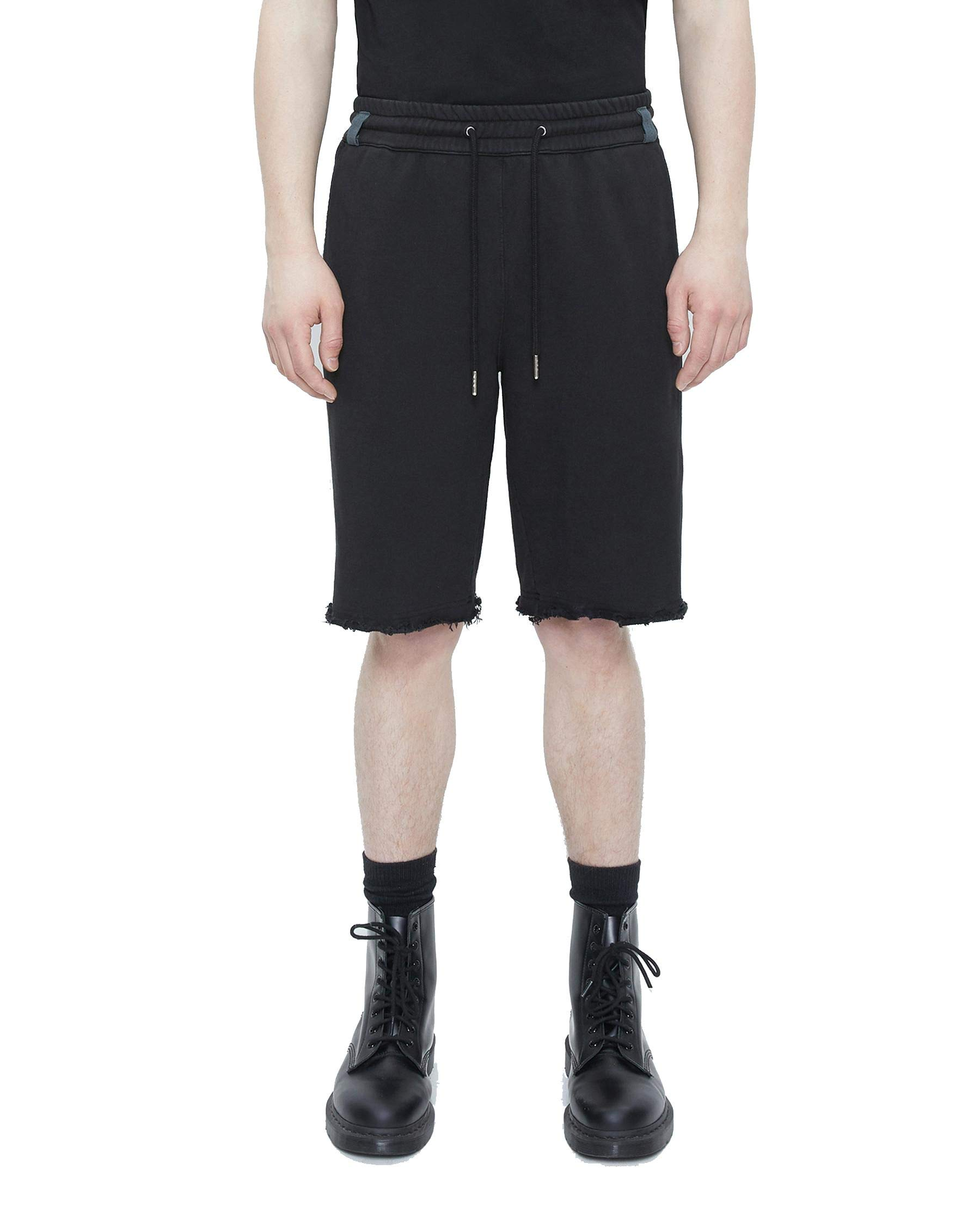 Helmut Lang Men's I05hm212001 Black Cotton Shorts