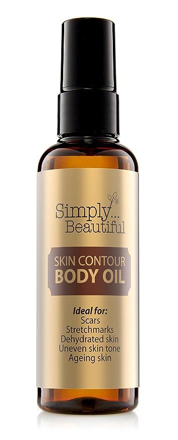 Aceite Corporal para la piel – Rico en Vitamina E & 100% Aceites Naturales para