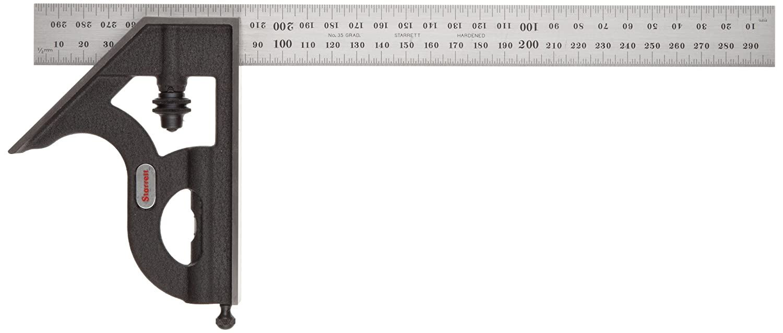 Starrett 11MH-300 - Herramienta multiusos (300 mm, numeració n mé trica) numeración métrica)