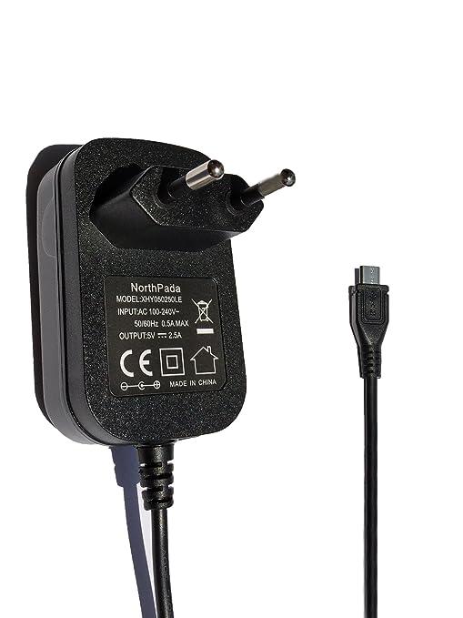 Nort hpada CE Fuente de alimentación Cargador Cable de carga ...