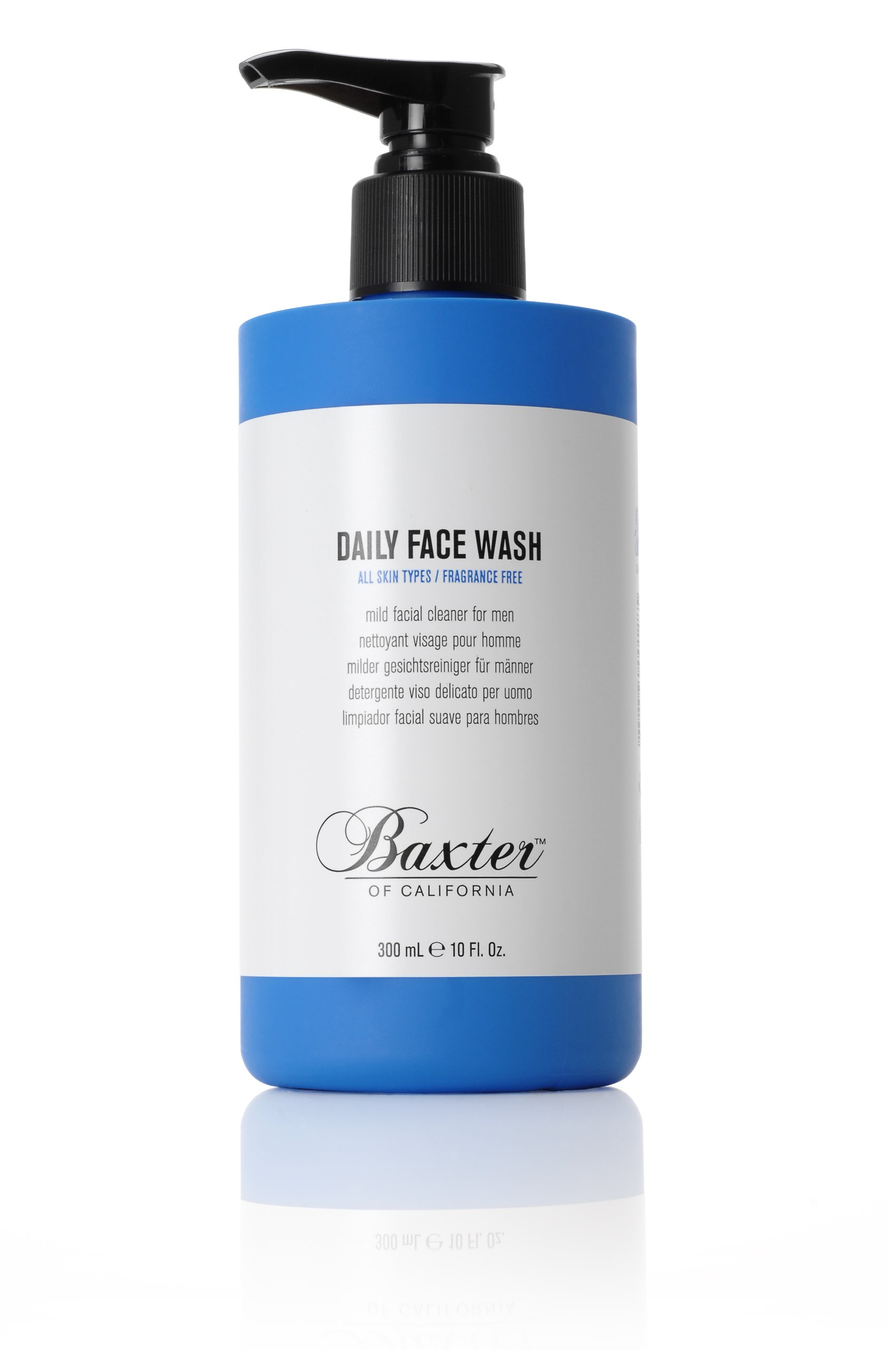 Baxter of California Daily Face Wash, 10 fl. oz.