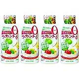 【セット品】サラヤ ラカントS 液状 280g (4個)