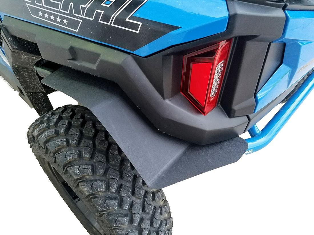 Polaris General Fender Flares By Spike