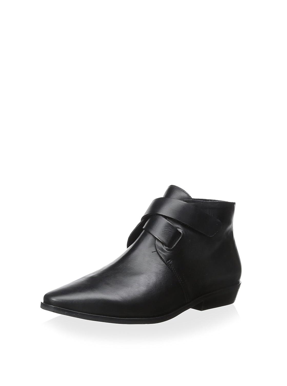 Ateljé 71 Women's Soleh Black Ankle Bootie Size 8.5 US