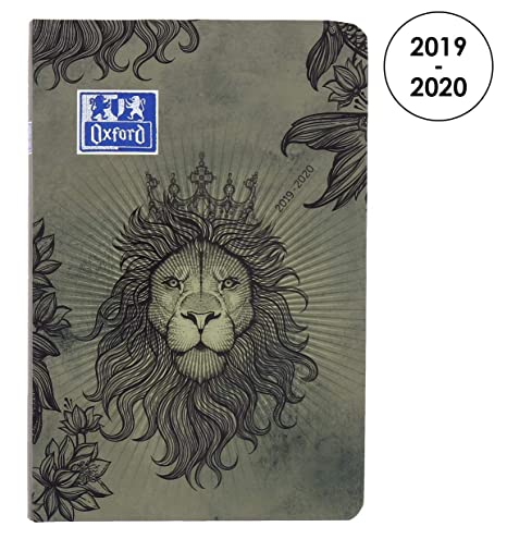Amazon.com : Oxford Limited Edition 2017-2018 Daily Academic ...