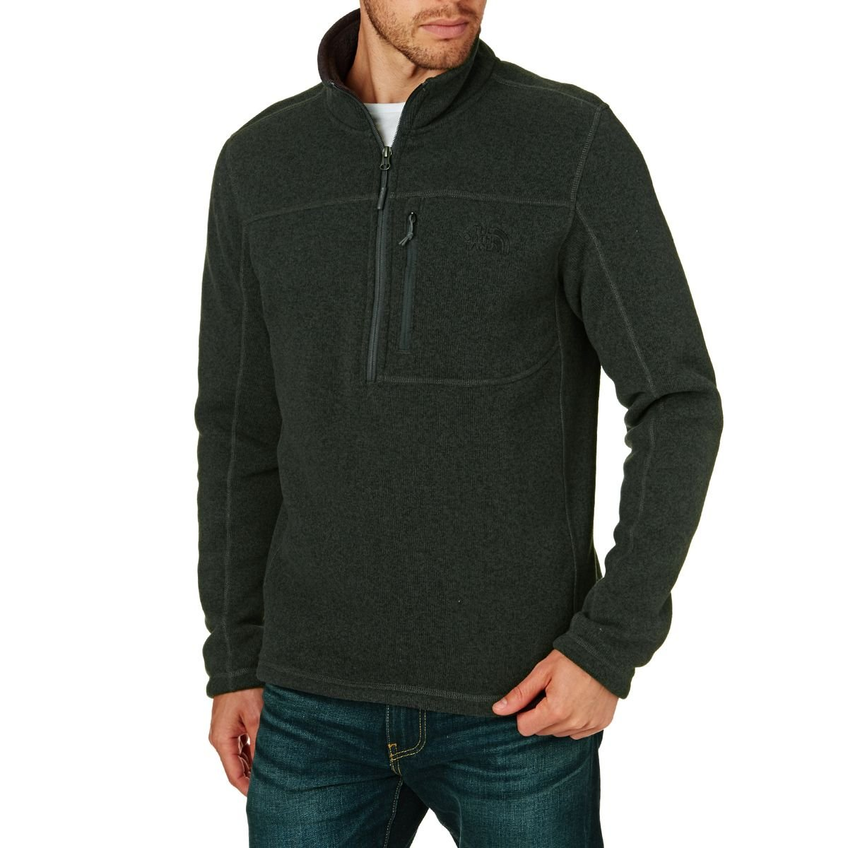 THE NORTH FACE Herren M Gordon Lyons 1/4 Zip Fleece-Pullover