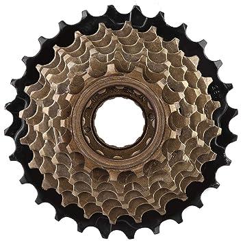 Suchinm Rueda Libre de Bicicleta, 8 velocidades Bicicleta Cassette ...