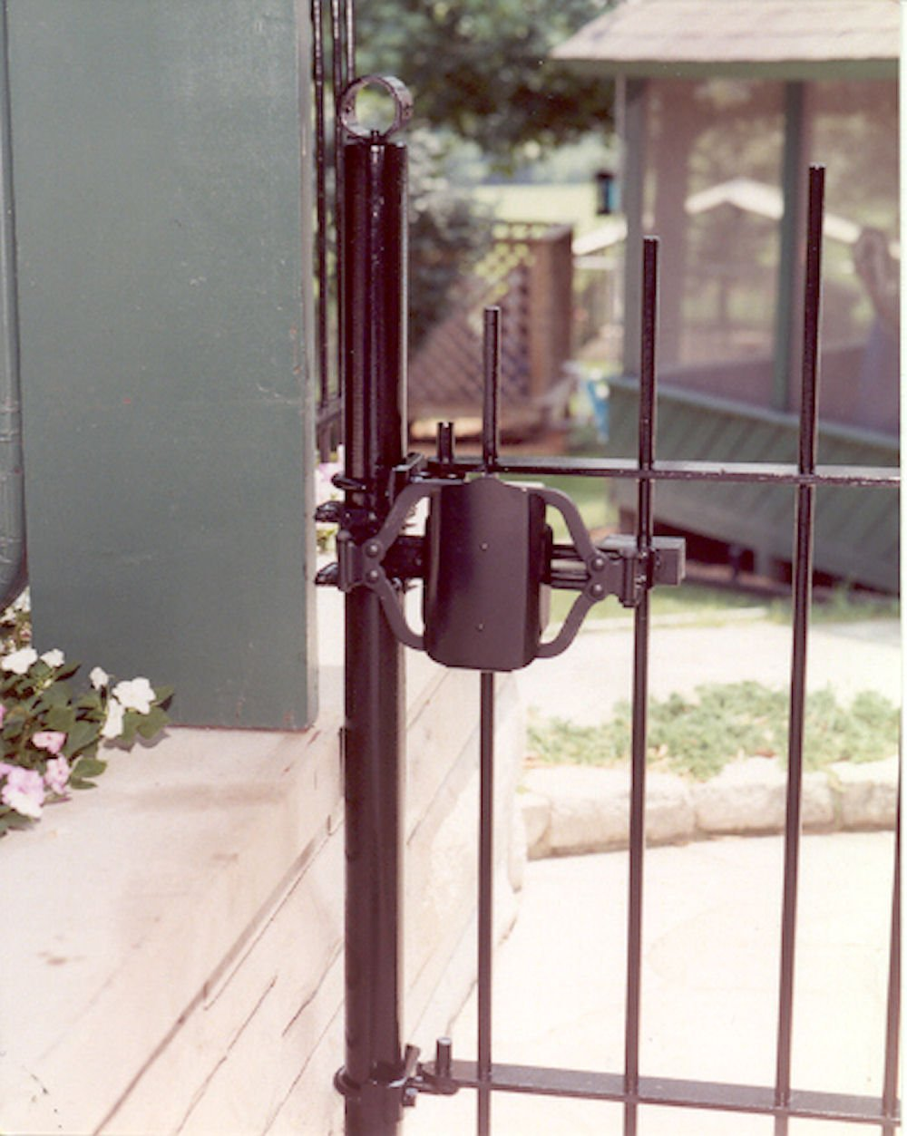 Kant Slam Ks 950 Hydraulic Gate And Door Closer